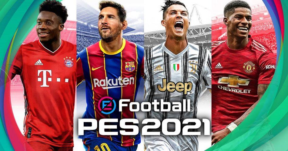 PES 2021 Pro Evolution Soccer